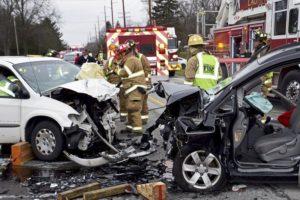 Самые распространённые — автомобильная авария, утопление