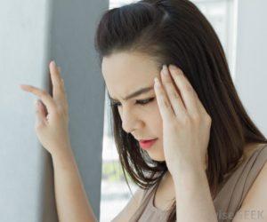 Появляется головокружение и головная боль