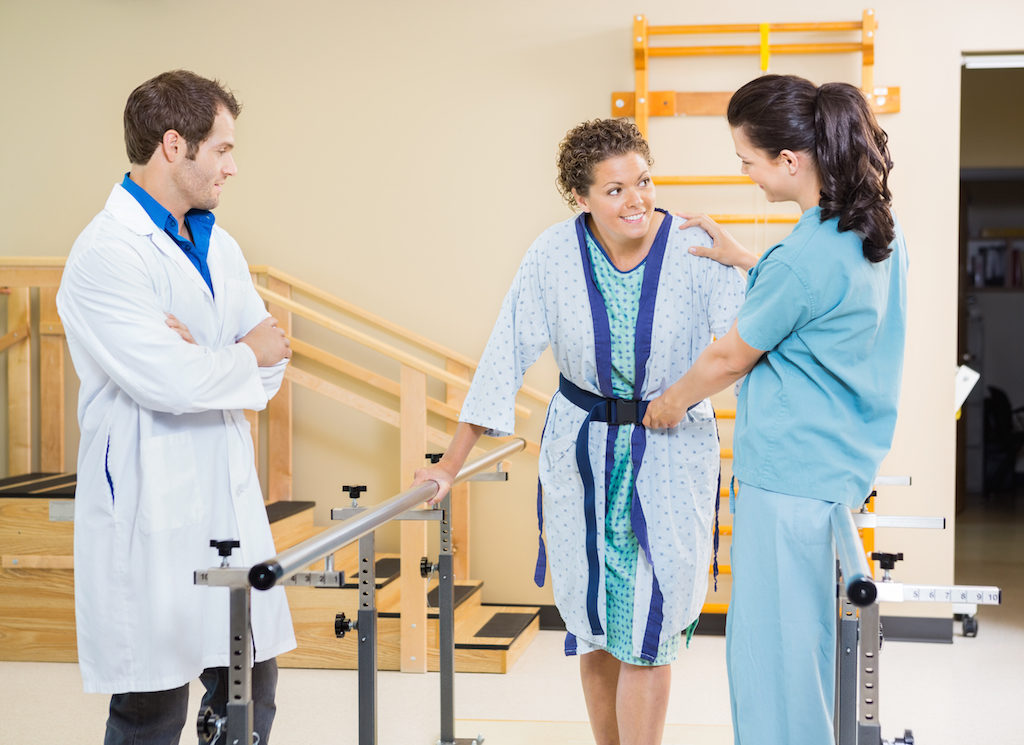 Реабилитационный период при лёгкой и средней тяжести приступа длится почти 5 месяцев