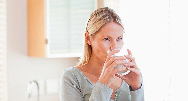 Питье поможет снизить концентрацию яда в организме