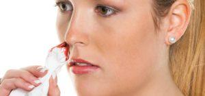 Иногда кровотечения говорят о развитии хронических патологий, которые необходимо лечить