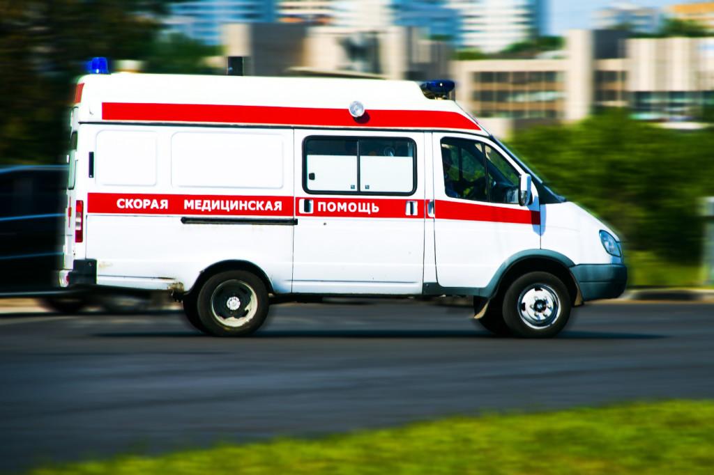 Вызовите бригаду скорой помощи