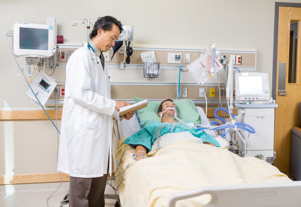 Необходима срочная госпитализация
