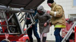 После того, как люди окажутся в безопасности на улице, необходимо выявить характер полученных повреждений