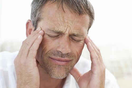 Сотрясение мозга проявляет себя головокружением, тошнотой, рвотой