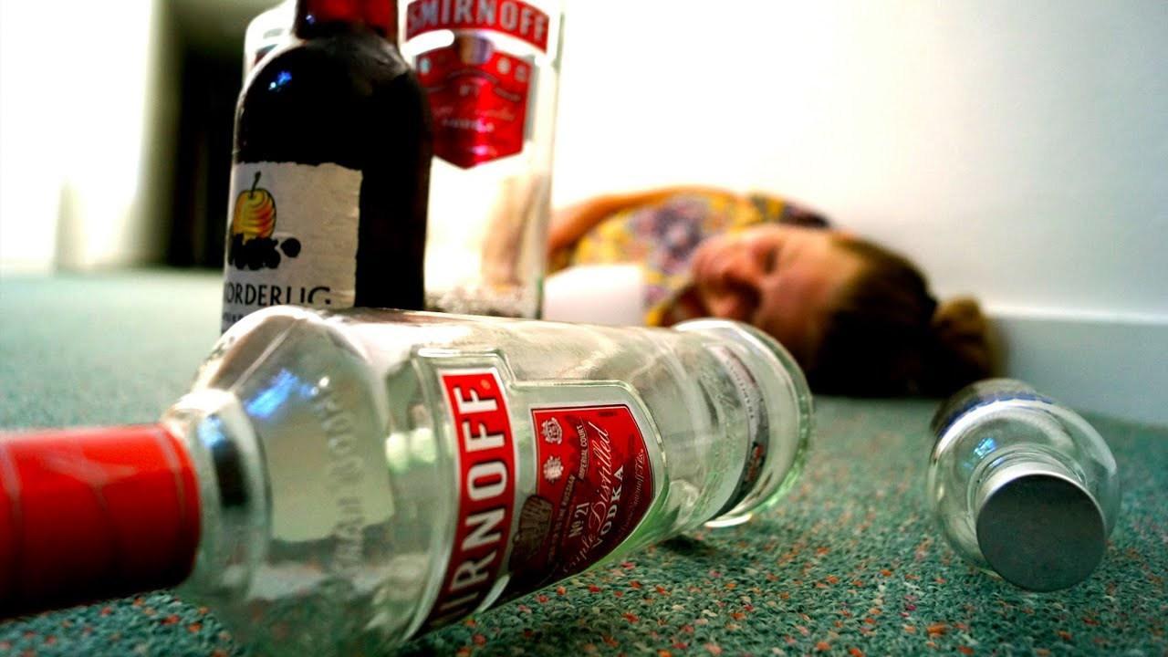 Алкогольные напитки наносят непоправимый вред здоровью