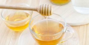 Раствор на основе воды и меда