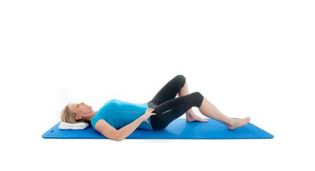 Упражнения нужно делать ежедневно, чтобы быстрее восстановиться