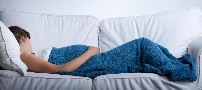 Больному показан постельный режим