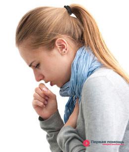 Сухой кашель - чем лечить и вылечить